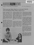 Morris ALUMNews Vol. 11, No. 2 by University of Minnesota, Morris Alumni Association