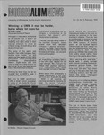 Morris ALUMNews Vol. 12, No. [3] by University of Minnesota, Morris Alumni Association
