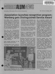 Morris ALUMNews Vol. 13, No. 3 by University of Minnesota, Morris Alumni Association
