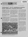 Morris ALUMNews Vol. 14, No. 1 by University of Minnesota, Morris Alumni Association