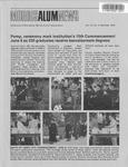 Morris ALUMNews Vol. 14, No. 4 by University of Minnesota, Morris Alumni Association