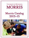 Morris Catalog 2013-15