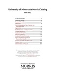 Morris Catalog 2011-13