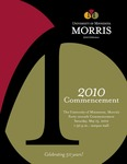 University of Minnesota, Morris 2010 Commencement