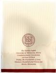 University of Minnesota, Morris 1991 Commencement by University Relations