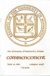 University of Minnesota, Morris 1980 Commencement by University Relations