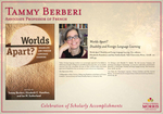 Tammy Berberi by Briggs Library and Grants Development Office