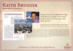 Keith Brugger by Briggs Library and Grants Development Office