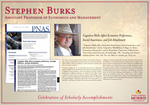 Stephen Burks by Briggs Library and Grants Development Office