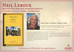 Neil Leroux by Briggs Library and Grants Development Office