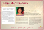 Elena Machkasova by Briggs Library and Grants Development Office
