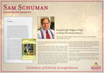 Sam Schuman by Briggs Library and Grants Development Office