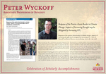 Peter Wyckoff by Briggs Library and Grants Development Office