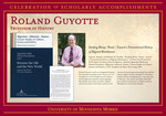 Roland Guyotte by Briggs Library and Grants Development Office