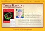 Chris Hagains by Briggs Library and Grants Development Office