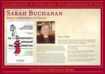 Sarah Buchanan by Briggs Library and Grants Development Office