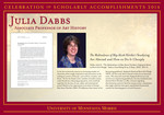 Julia Dabbs by Briggs Library and Grants Development Office
