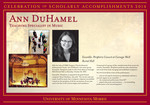Ann DuHamel by Briggs Library and Grants Development Office