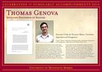 Thomas Genova by Briggs Library and Grants Development Office