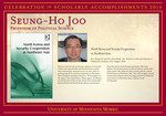 Seung-Ho Joo by Briggs Library and Grants Development Office