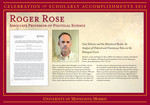 Roger Rose by Briggs Library and Grants Development Office