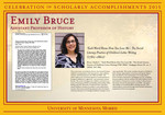 Emily Bruce by Briggs Library and Grants Development Office