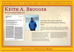 Keith A. Brugger by Briggs Library and Grants Development Office