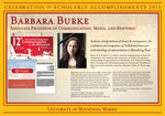 Barbara Burke by Briggs Library and Grants Development Office