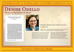 Denise Odello by Briggs Library and Grants Development Office