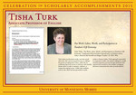 Tisha Turk by Briggs Library and Grants Development Office