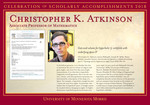 Christopher K. Atkinson by Briggs Library and Grants Development Office