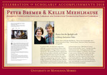 Peter Bremer & Kellie Meehlhause by Briggs Library and Grants Development Office