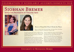 Siobhan Bremer by Briggs Library and Grants Development Office