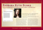 Barbara Ruth Burke by Briggs Library and Grants Development Office
