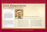 Dan Demetriou by Briggs Library and Grants Development Office