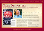 Gabe Desrosiers by Briggs Library and Grants Development Office