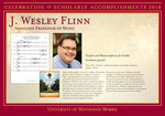 J. Wesley Flinn by Briggs Library and Grants Development Office
