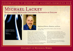 Michael Lackey by Briggs Library and Grants Development Office