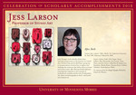 Jess Larson by Briggs Library and Grants Development Office
