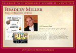 Bradley Miller by Briggs Library and Grants Development Office