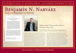 Benjamín N. Narváez by Briggs Library and Grants Development Office