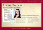 Alyssa Pirinelli by Briggs Library and Grants Development Office