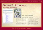David P. Roberts by Briggs Library and Grants Development Office