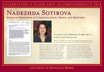 Nadezhda Sotirova by Briggs Library and Grants Development Office