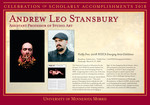 Andrew Leo Stansbury by Briggs Library and Grants Development Office