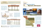 2010 Census Community Data Brochure- City of Maynard