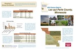 2010 Census Community Data Brochure- Lac qui Parle County by Center for Small Towns (University of Minnesota, Morris) and Upper Minnesota Valley Regional Development Commission