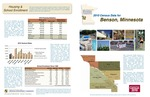 2010 Census Community Data Brochure- City of Benson