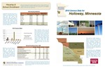 2010 Census Community Data Brochure- City of Holloway by Center for Small Towns (University of Minnesota, Morris) and Upper Minnesota Valley Regional Development Commission
