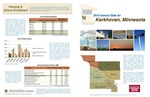 2010 Census Community Data Brochure- City of Kerkhoven by Center for Small Towns (University of Minnesota, Morris) and Upper Minnesota Valley Regional Development Commission